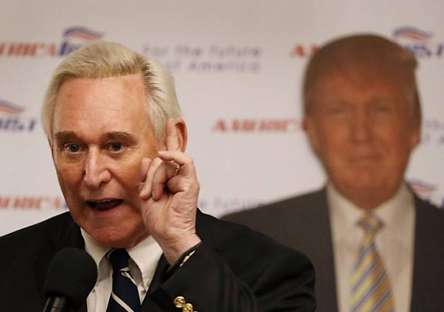 Roger Stone, a longtime political adviser and friend to President Donald Trump, was sentenced Thursday to 40 months in prison for impeding a congressional investigation, in a case that ignited a firestorm over the US president's political interference in the justice system.