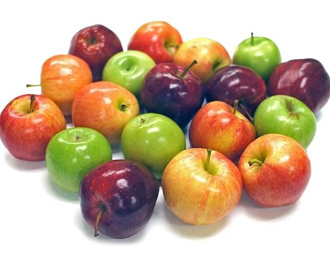 有大量纖維的蘋果,可以幫助紓緩身體的發炎症狀。(互聯網)
