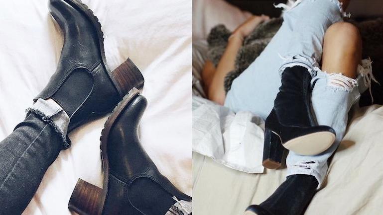 2019冬季腳下時髦!不能沒有的 4 種經典靴款&穿搭Tip