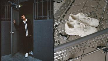新聞分享 / 融入兒時回憶的涅白色 Stüssy x New Balance 990v4 White Cream