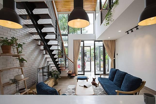 Desain Ruang Tamu Super Mewah 7 desain rumah 2 kamar yang super nyaman
