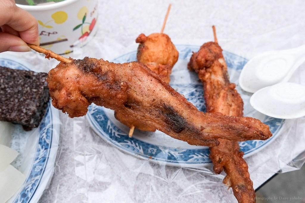 傅家蚵嗲, 歸仁美食, 歸仁小吃, 台南豆乳雞翅, 歸仁關東煮, 台南蚵嗲, 台南豬血湯