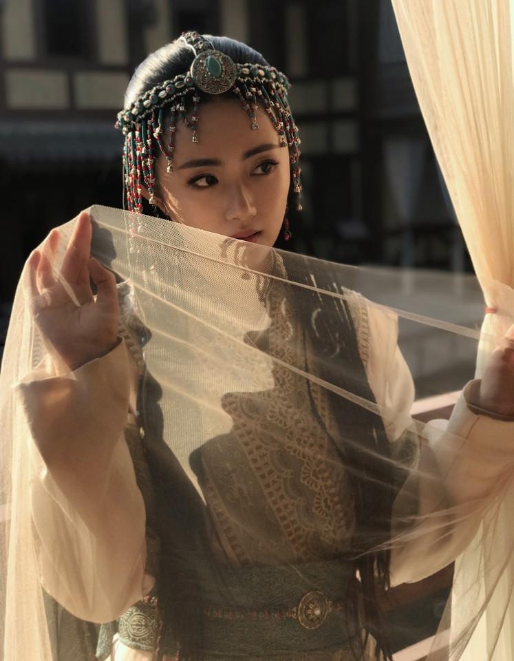《傳聞中的陳芊芊》演員其它古裝劇5:趙昕《扶搖》、《軍師聯盟》、《楚喬傳》