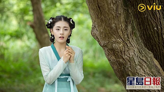 許雅婷在《鳳歸四時歌》飾演將門千金。