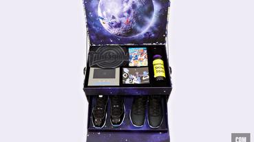 新聞分享 / 超豪華陣容!Air Jordan 'Space Jam' 特殊套裝組