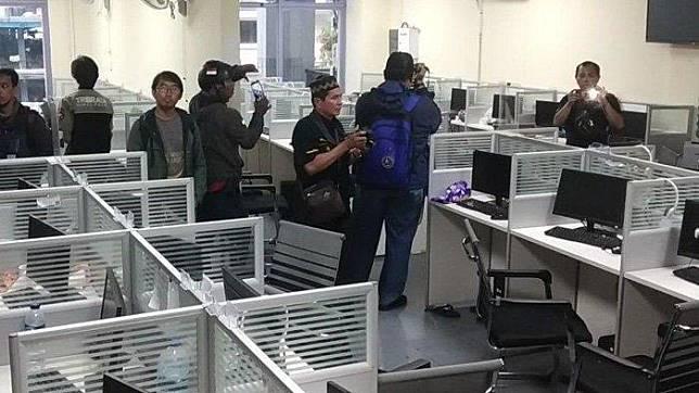 Kantor Pinjaman Online Ilegal Di Jakarta Utara Kerap Ancam Bunuh