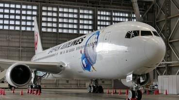 「叮噹客機」首次於日航國際線使用,不過這些機會......