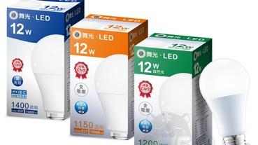 2019 LED/省電燈泡推薦: 舞光、歐司朗、旭光、飛利浦、億光
