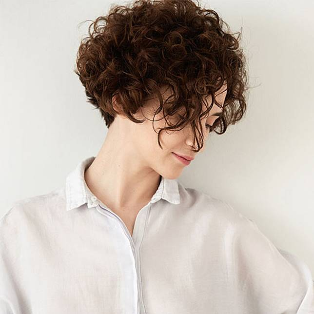 Ini Dia Cara Super Simpel Untuk Merawat 5 Potongan Rambut Pendek Berikut Facetofeet Com Line Today