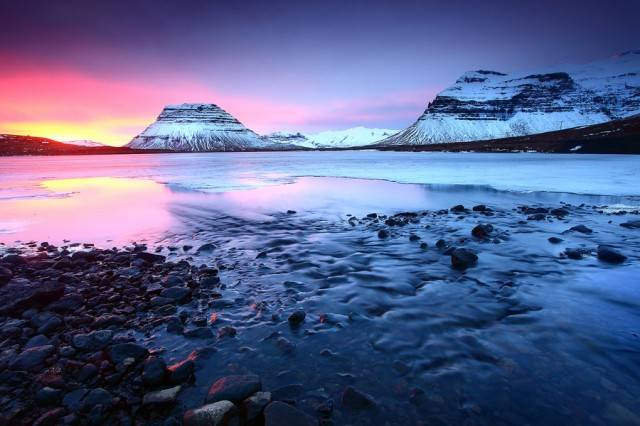 6400 Gambar Lukisan Pemandangan Sunset Di Dunia Gratis