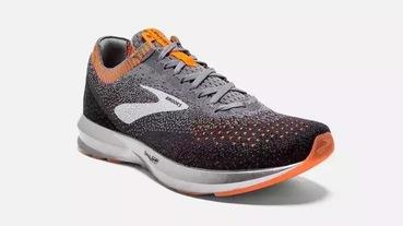 新聞分享 / 科技跑鞋第二代 Brooks Levitate 2 已在臺灣登場