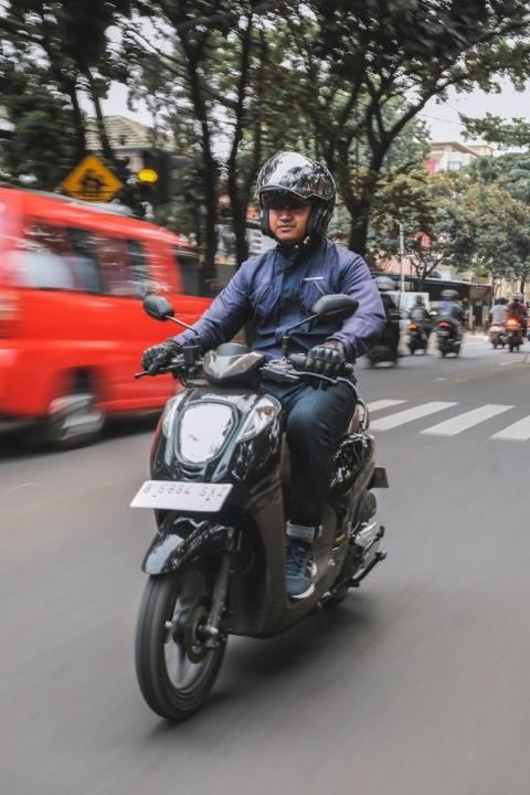 Hasil gambar untuk Honda Genio Kurang Bertenaga