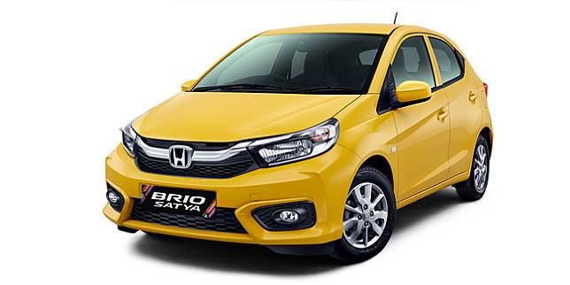 Honda Brio Satya (Honda Indonesia)