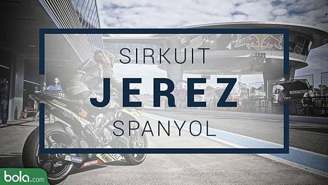 MotoGP_Sirkuit Jerez_Spanyol (Bola.com/Adreanus Titus)