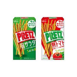 プリッツ(旨サラダ/熟トマト)
