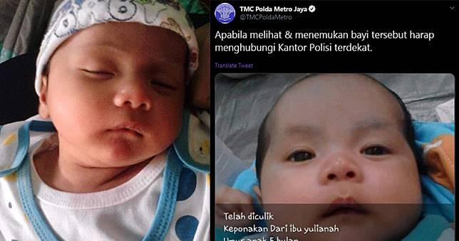 Membuat Laporan Palsu Penculikan Bayi