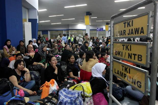 Sore Ini 156 TKI Tiba di Jatim, Pemprov Siapkan Screening Rapid Test