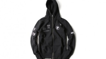 Black Peanuts 2012 Capsule Collection 黑魂史努比