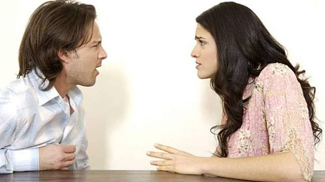 Ilustrasi pasangan bertengkar. (sumber: Visualphotos)