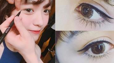 「眼線液的無限可能!」打造極潮的微型刺青&仿真下睫毛增長術!