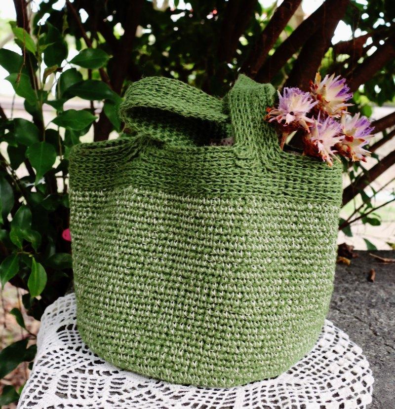 就是愛 獨一無二的手編織包包(。◕∀◕。)