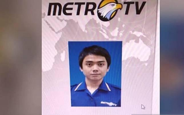 Wartawan Metro TV Yodi Prabowo./Antara