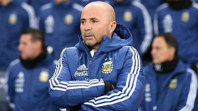 Gagal di Piala Dunia 2018, Pelatih Argentina Dipecat