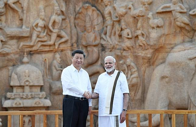 Xi Jinping's visits to India and Nepal have helped build bridges