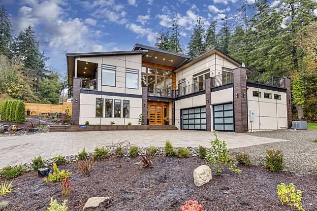 52+ Gambar Foto Desain Rumah Modern Yang Bisa Anda Tiru Download