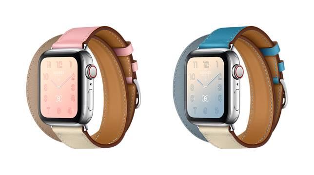蘋果接連敲敲上架新產品  就連Apple Watch也不放過