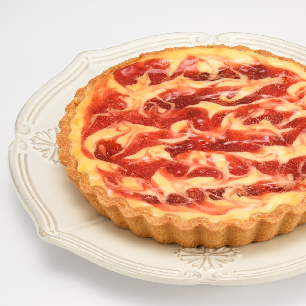 【亞尼克夢想村】浪漫草莓起士派❤酸酸甜甜 少女心噴發