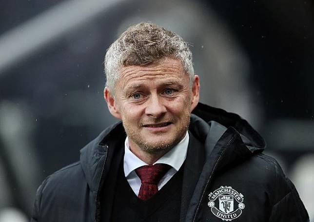 Pelatih Manchester United Ole Gunnar Solskjaer. Reuters