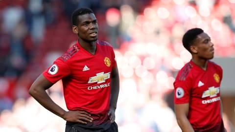 Krisis MU : 7 Pemain Menepi Termasuk Pogba dan Martial