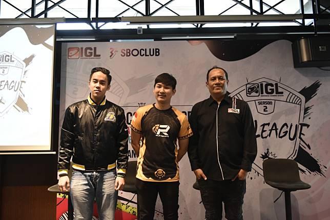 Indonesia Gaming League Luncurkan 03