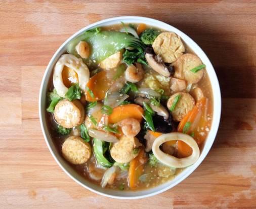 Cara Membuat Sapo Tahu Seafood Ala Resto Chinese Line Today Line Today