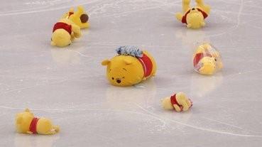 有關溜冰場丟禮物的守則