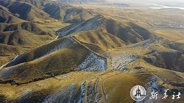 เก่ากว่า 2,000 ปี! มนต์ขลัง 'กำแพงเมืองจีน' ที่หลงเหลือเพียงแนวหิน ณ มองโกเลียใน