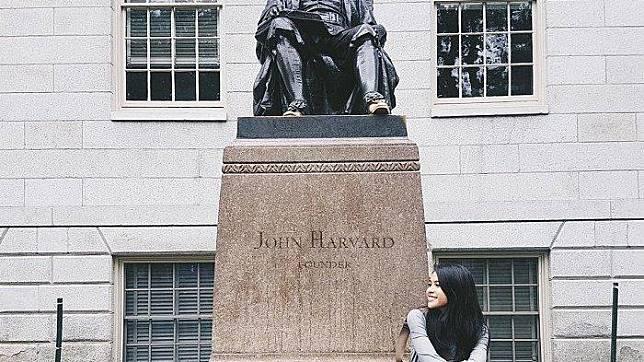 Maudy Ayunda Diterima Kuliah di Harvard, Ini 5 Fakta Menarik dari Kampus Kalkulus Tertua di Dunia