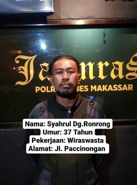 4 Pengantar Jenazah Pengeroyok Petugas Tol Makassar Ditangkap (1)