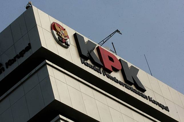 The Corruption Eradication Commission (KPK) headquarters in South Jakarta.