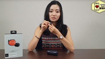 【影音】Bose Soundsport Free 真無線藍牙運動耳機開箱:防水防汗、音質先決!