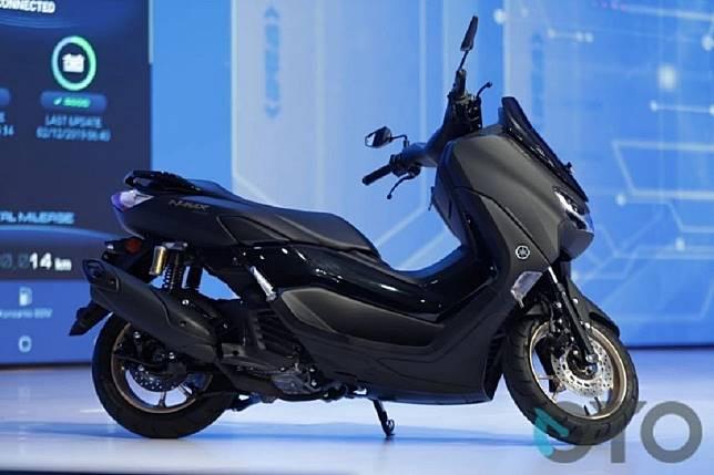 Resmi! Harga Yamaha NMax Baru, Murah Dikit dari Honda PCX