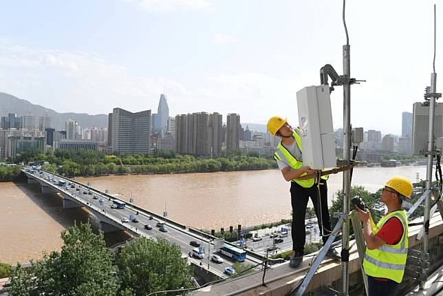 China's economy was hit hard by the pandemic. Its 5G ambitions could be crucial to its recovery