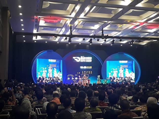 Ajang tahunan Gaikindo Indonesia International Auto Show (GIIAS) 2019 resmi dibuka