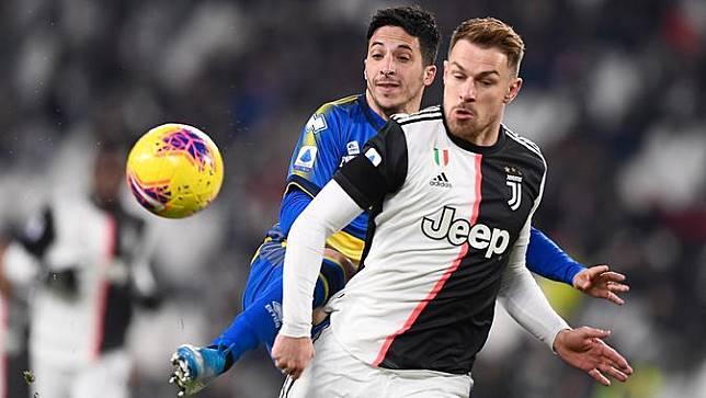 Juventus Siap Jual Aaron Ramsey Akhir Musim Ini