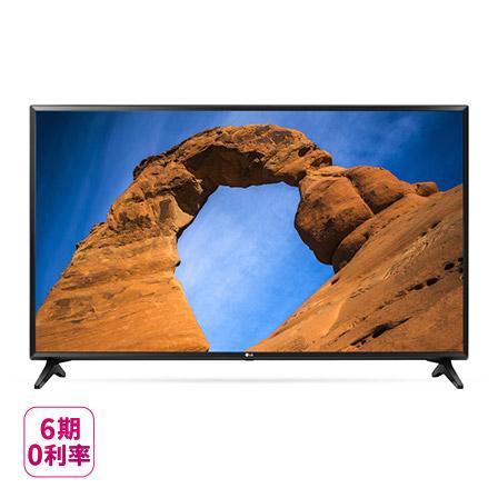 LG 43型 Full HD 連網液晶電視 四核心處理器 43LK5700PWA