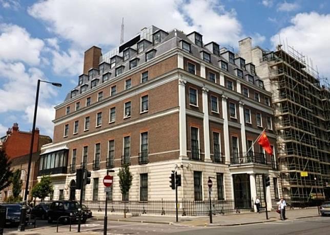 中國駐英使館指英方在BNO問題上有違當年承諾。