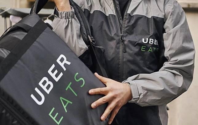 外送 UberEATS