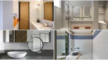 6 大實用衛浴空間設計!好設計就是讓生活更便利