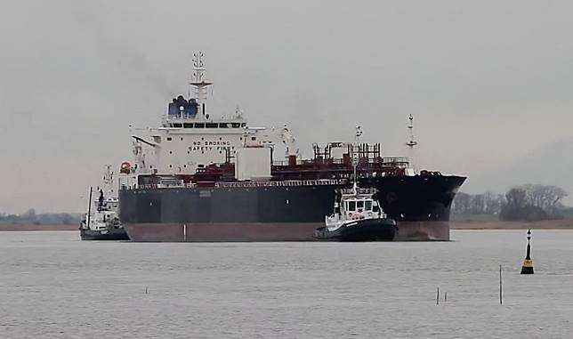 Hong Kong-registered oil tanker attacked by pirates off Nigeria, 19 crew kidnapped